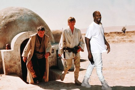 Kanye West is Building Star Wars Inspired Housing for the Homeless