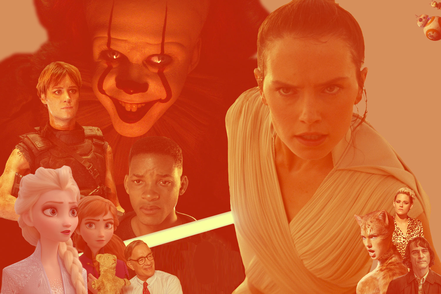 Jokers Jedis And Singing Cats The 50 Best Movies To See This