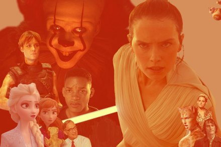 Jokers, Jedis and Singing Cats: The 50 Best Movies to See