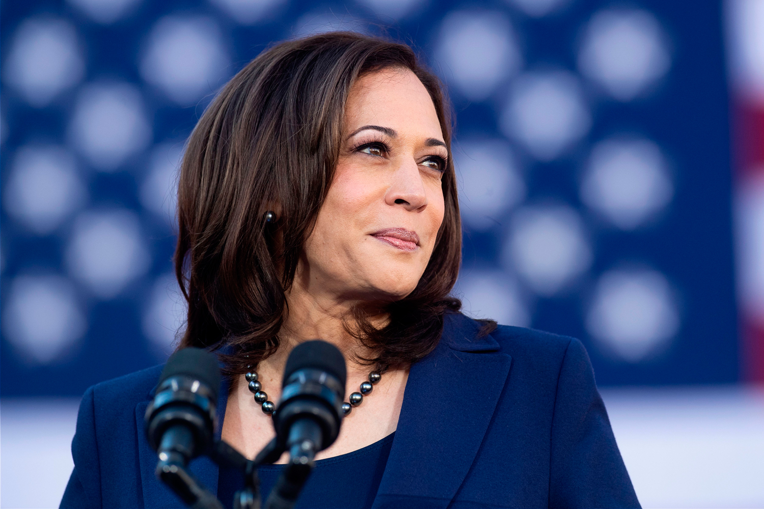 Kamala Harris' Moment