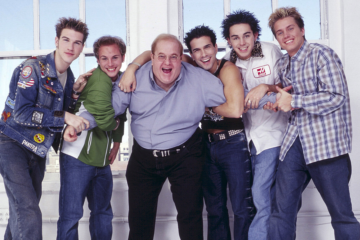 A Lou Pearlman Biopic Is Officially in the Works
