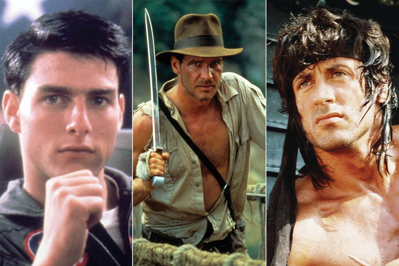 'Make My Day': J. Hoberman on Reagan, Rambo and '80s Movies