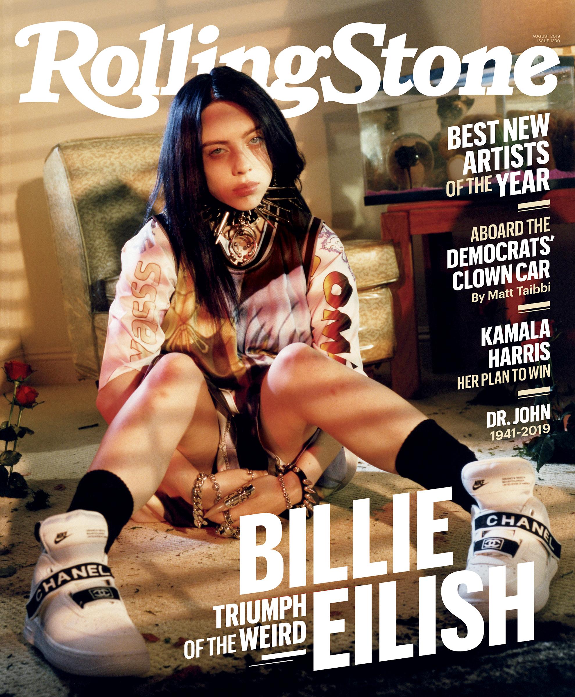 billie eilish hot ass