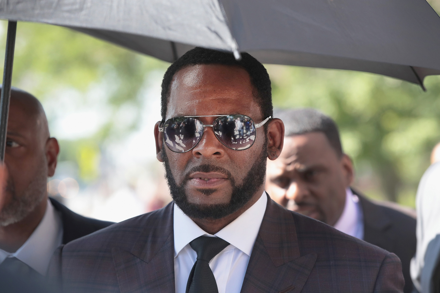 R. Kelly Pleads Not Guilty, Denied Bond on Federal Child Pornography Charges