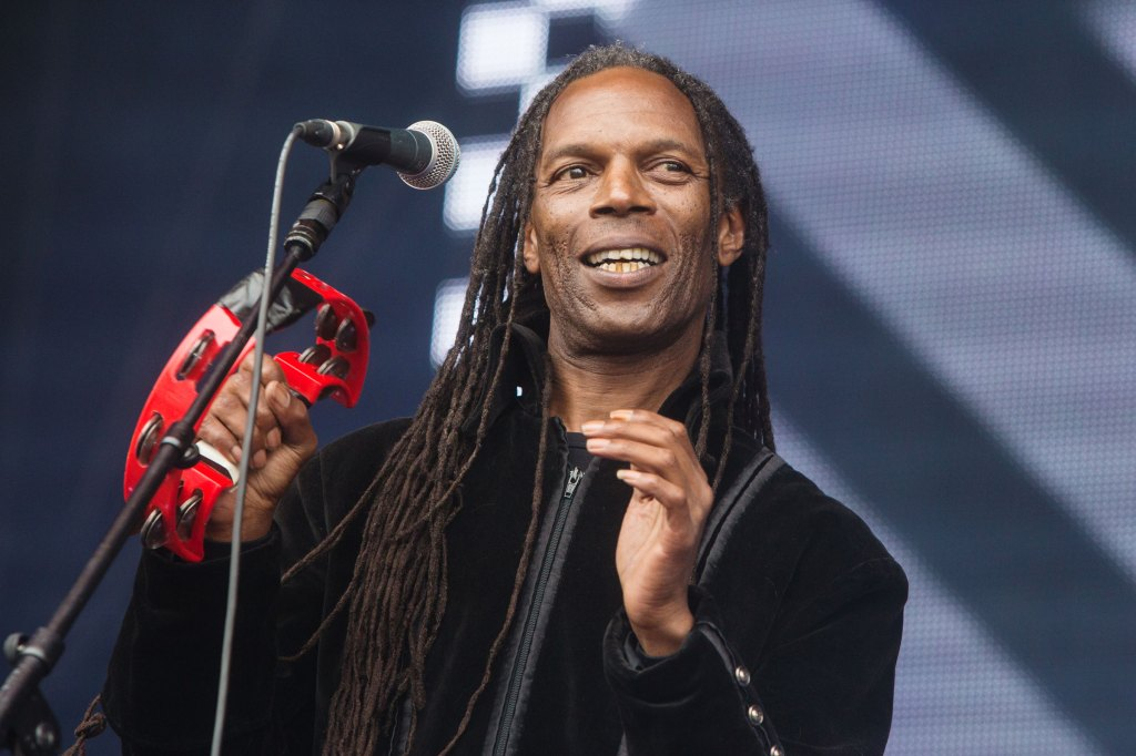 """Ranking Roger of """"The Beat"""" performs on day two of Rewind Scotland at Scone Palace on July 23, 2016."""