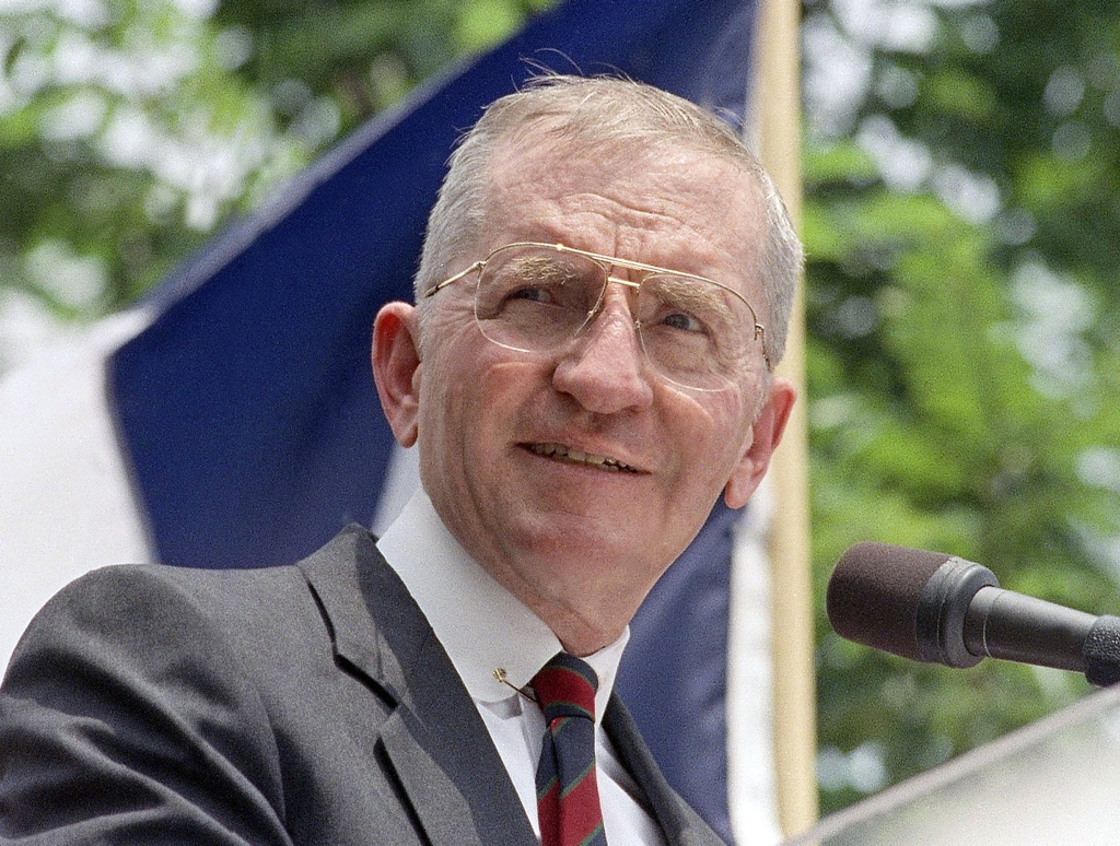 Ross Perot, the Texas-born self-made billionaire who twice ran for president as a third party candidate, died at 89 after a bout with leukemia. Read the full obituary here.
