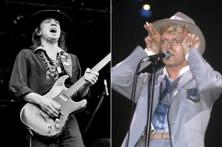 Why Stevie Ray Vaughan Turned Down a David Bowie Tour