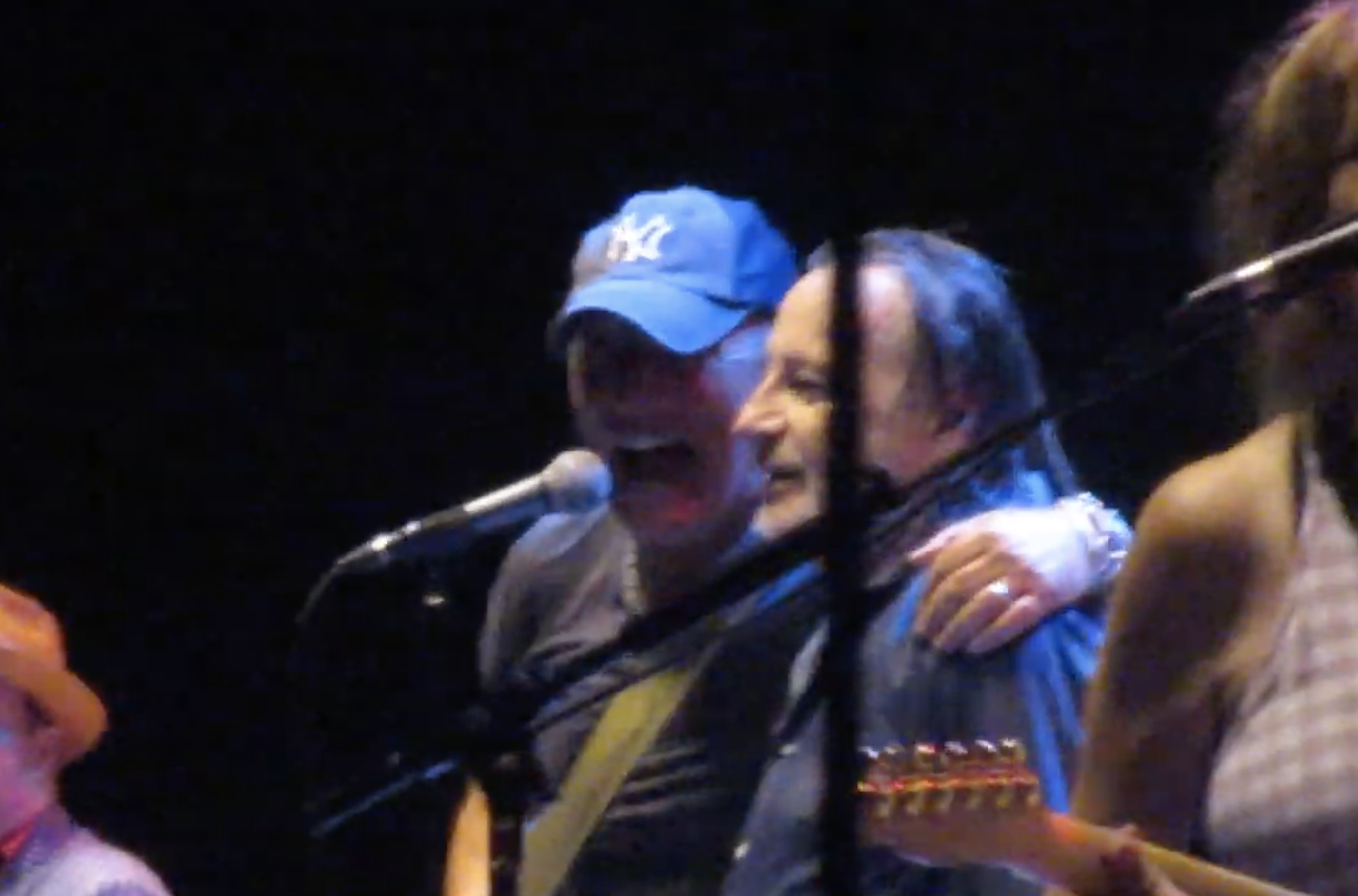 Stone Pony Summer Stage 2020.Watch Bruce Springsteen S Surprise Performance With