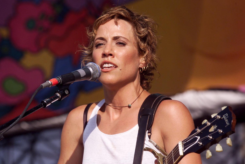 Why Woodstock '99 Was Sheryl Crow's 'Single Worst Gig'