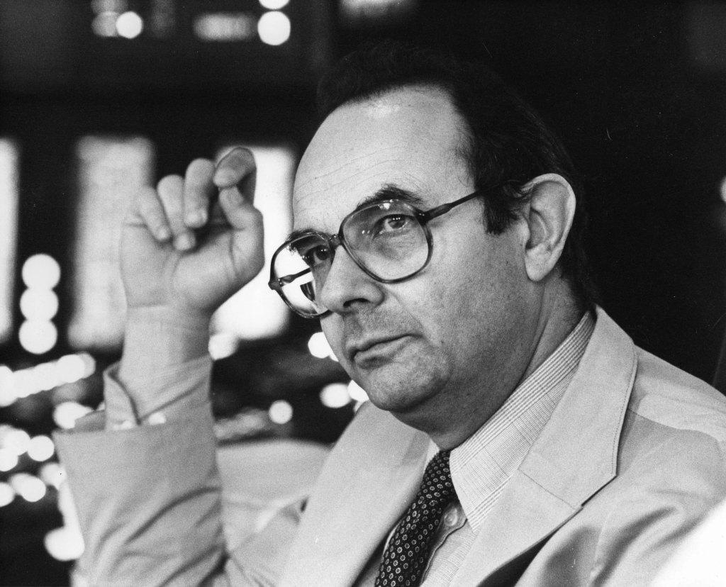 Portrait of Stanley Donen, 1971.