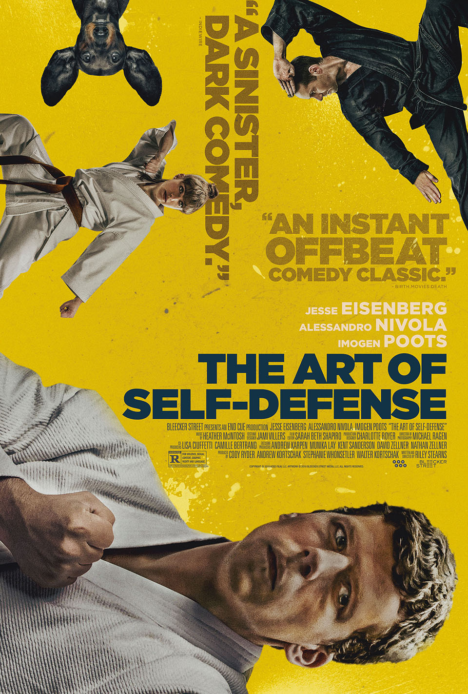 Best Movies To Watch 100 Must See Movies The Art Of Manliness >> The Art Of Self Defense Movie Review Jesse Eisenberg Stars