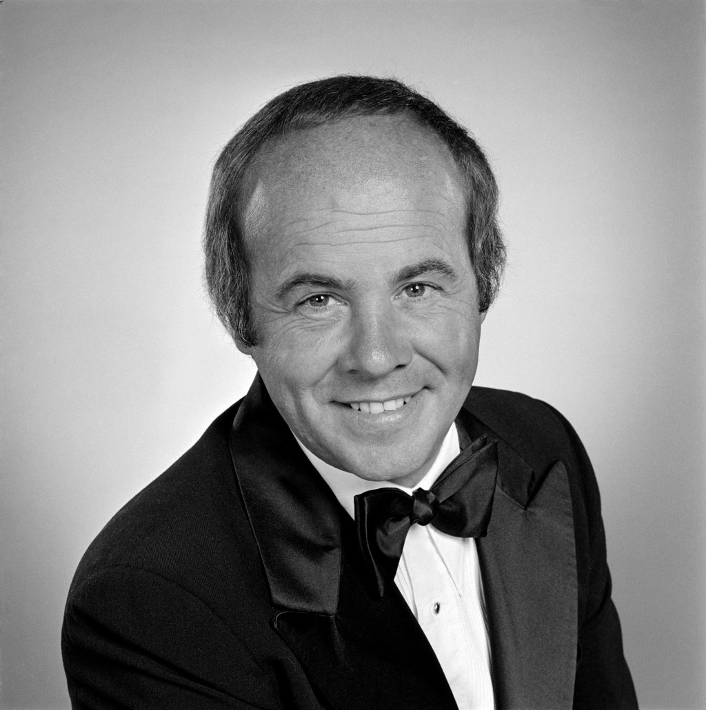 """Tim Conway on """"The Carol Bunett Show"""" on July 8, 1975 in Los Angeles, California."""