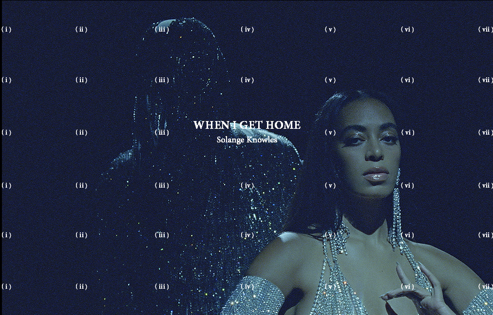 Solange to Release 'Director's Cut' Edition of 'When I Get Home'