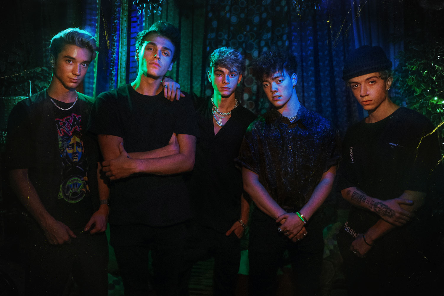 Why Don't We on Juice WRLD and Lucid Dreams – Rolling Stone