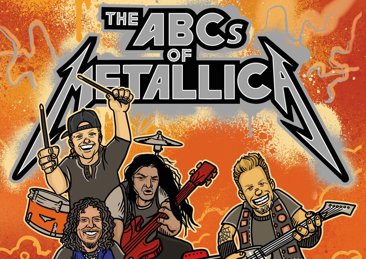 Metallica Announce Release of Illustrated Children's Book