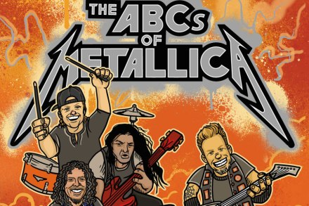 Metallica Announce Release of Illustrated Children's Book – Rolling