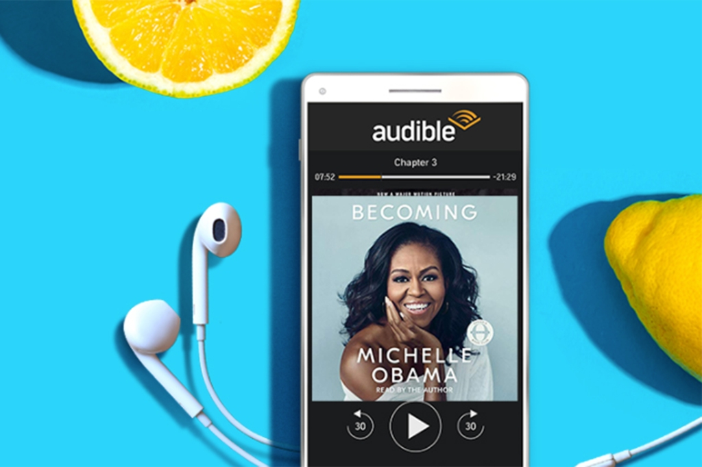 Audible Membership Amazon Deal https://www.amazon.com/dp/B00NB873RG/ Credit: Amazon