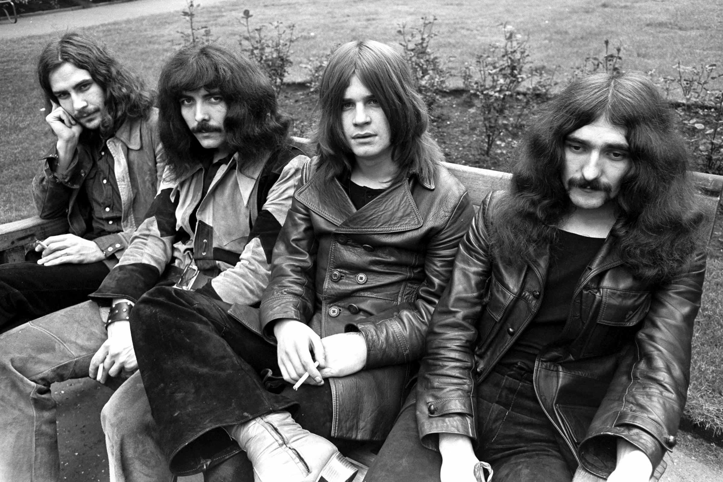 Black Sabbath Prep 'Vinyl Collection' With Bonus Rarities