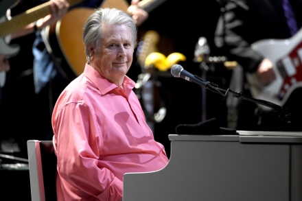 Brian Wilson 'Feeling Much Better,' Looks Forward to Tour
