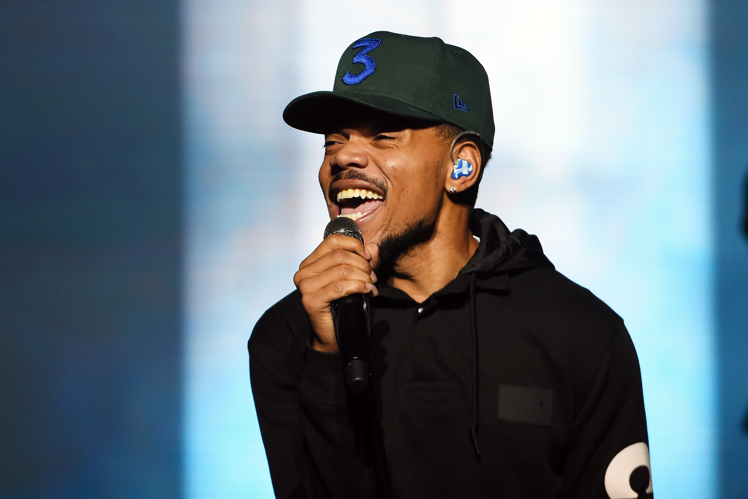 Chance the Rapper Drops All-Star Debut Album 'The Big Day