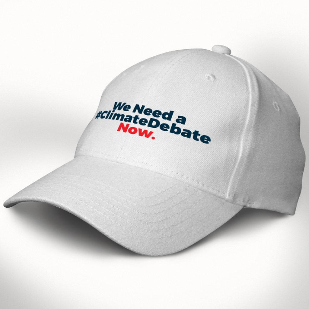 Not every good idea needs a hat bearing a declarative statement letting everyone know it's a good idea.
