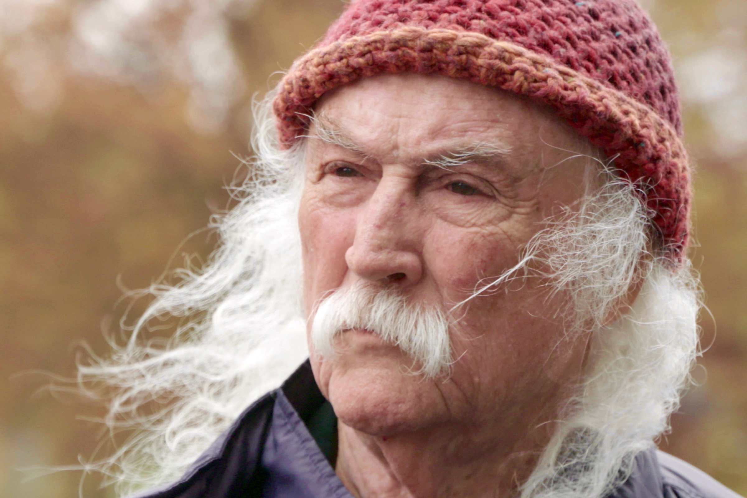 David Crosby on Looking Back Without Anger in New Doc