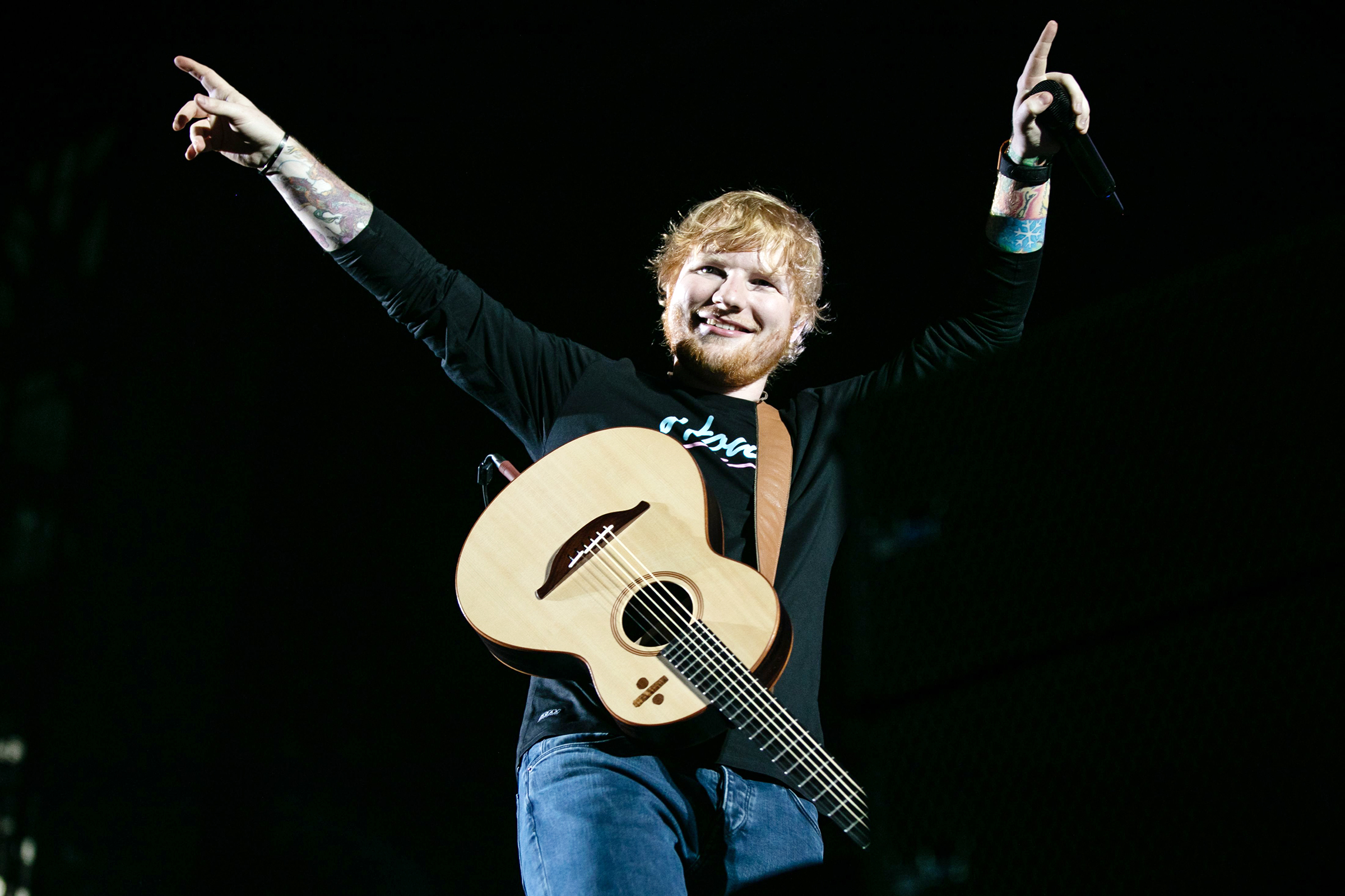 Ed Sheeran's 'No.6 Collaborations Project' Is A Coup For