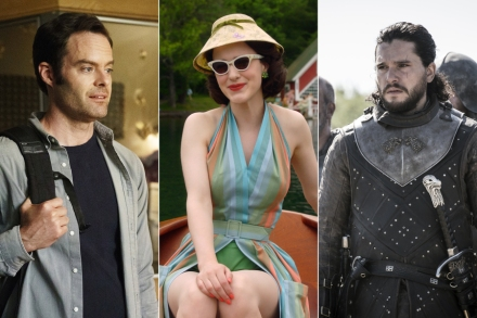 Game of Thrones,' 'Mrs  Maisel,' 'Barry' Lead 2019 Emmy