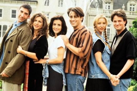Friends' Leaving Netflix in 2020 for WarnerMedia's HBO Max