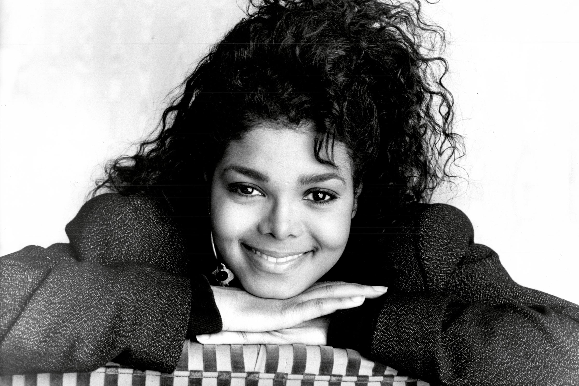 Janet Jackson Preps Vinyl Reissues for Classic Albums