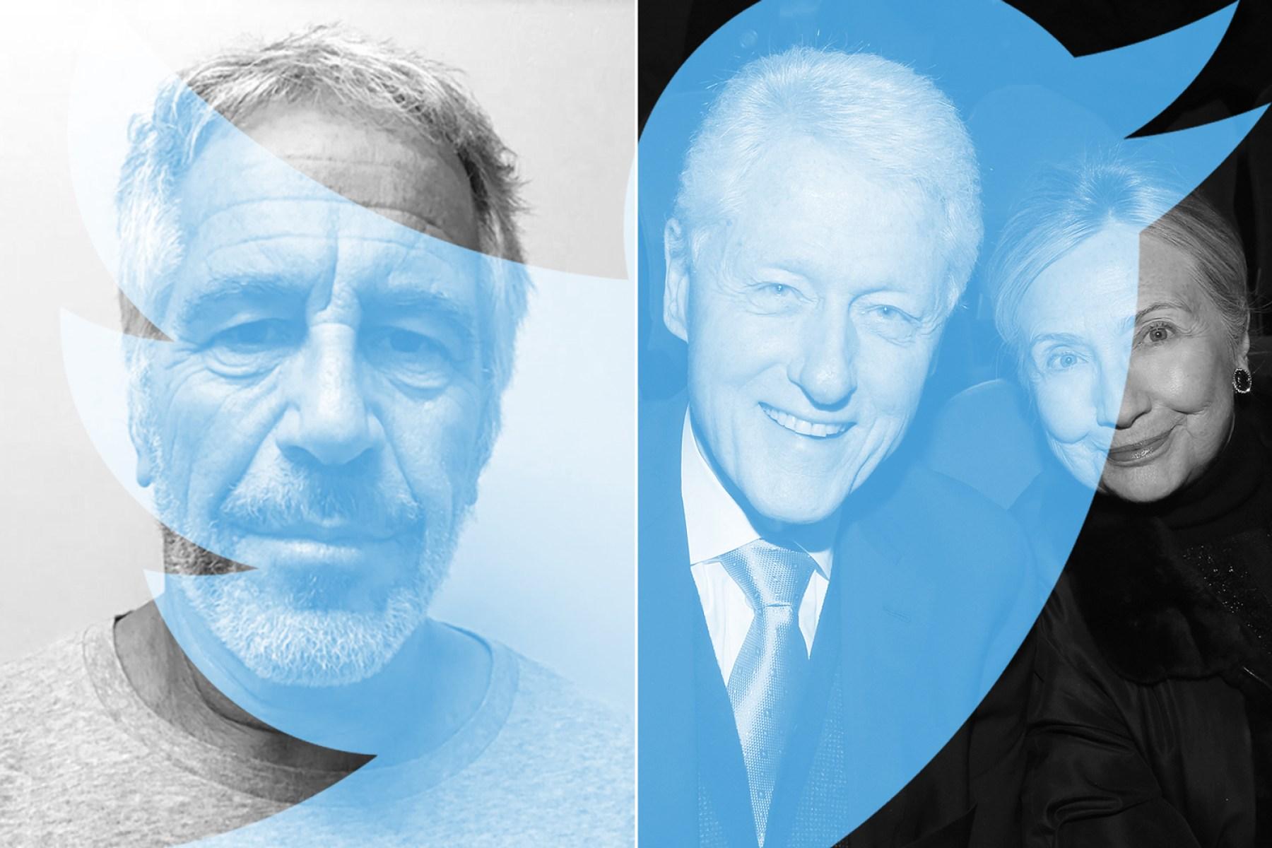 Jeffrey Epstein & The Clintons