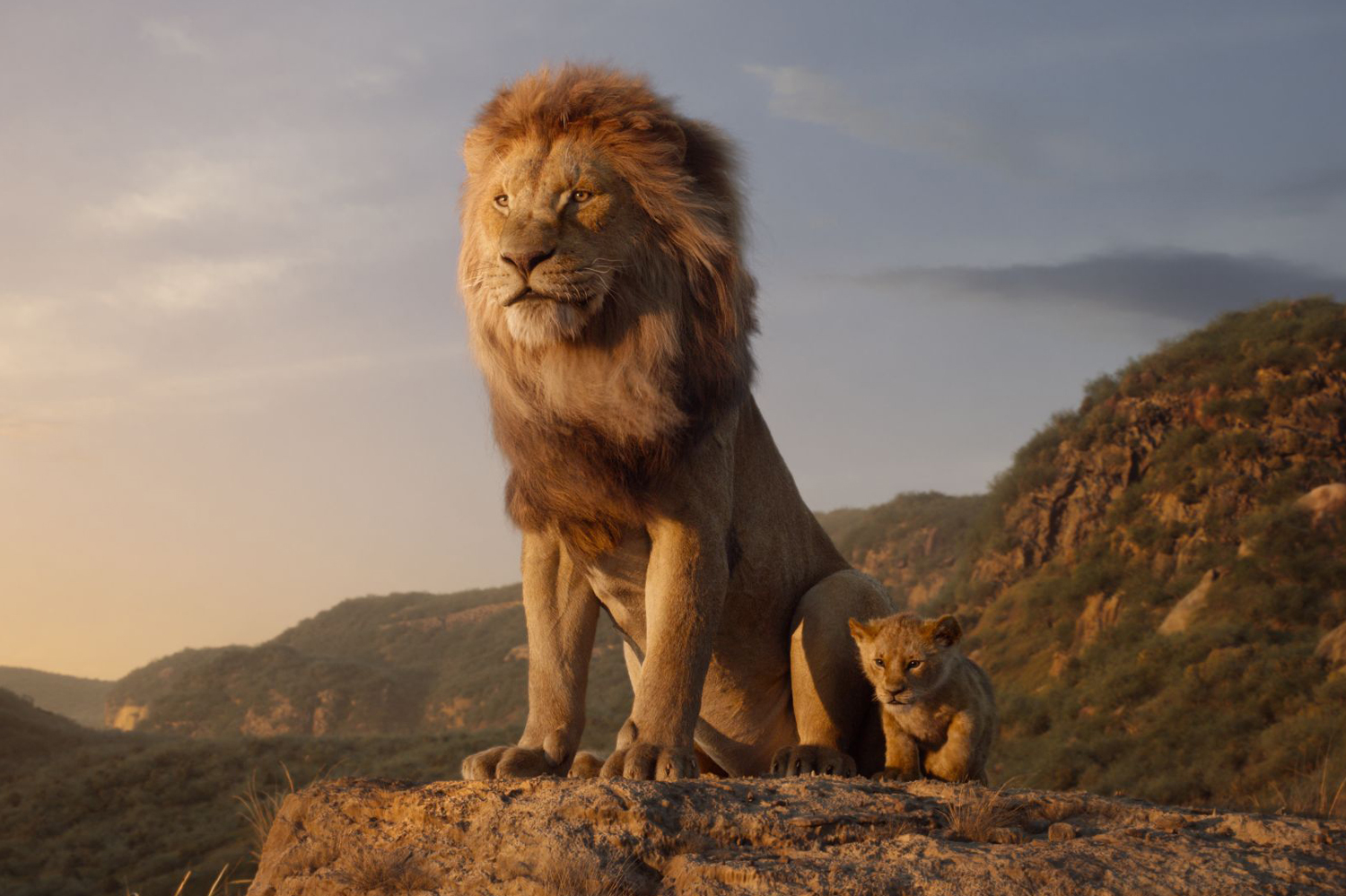 'The Lion King' Remake: The Circle of Life Returns With a Risk-Free Repeat
