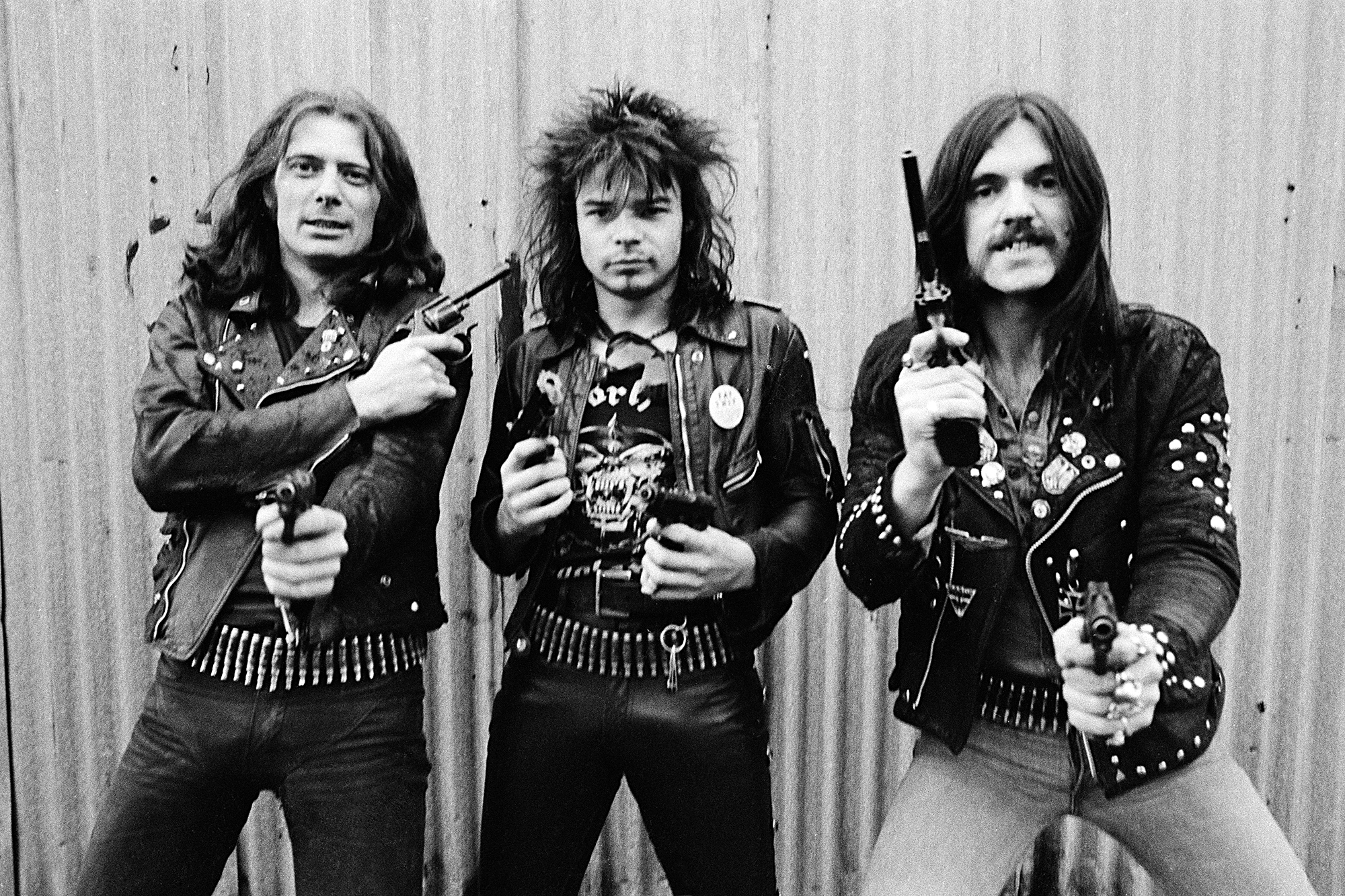 Hear Rare Motorhead 'Bomber' Live Recording From '1979' Box