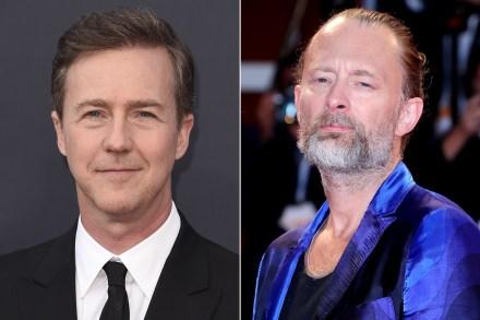 Edward Norton on How Thom Yorke Helped Shape New Film 'Motherless Brooklyn'