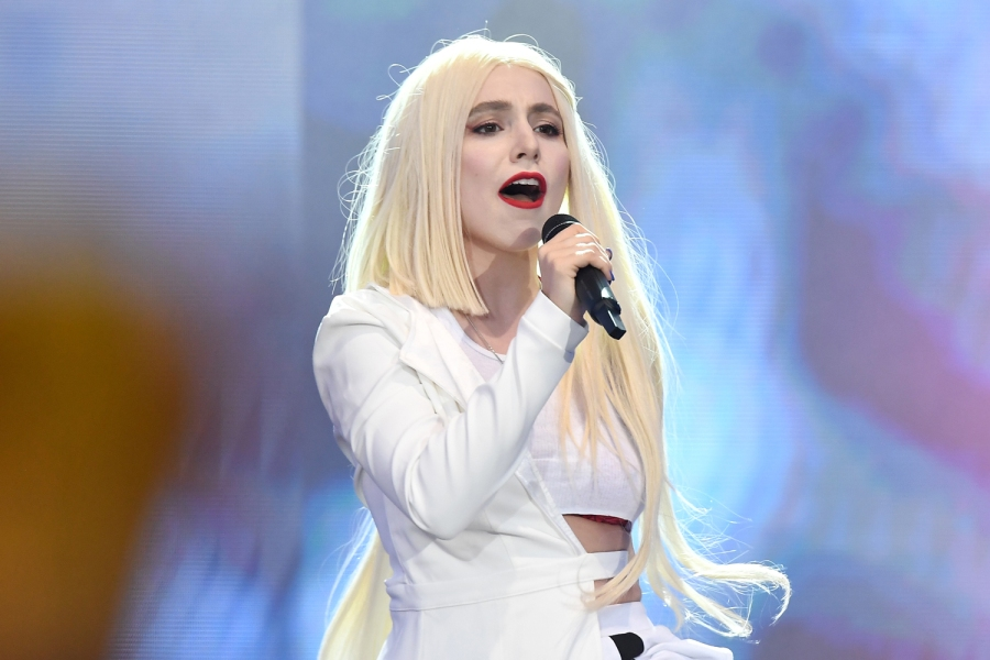 Ava Max performing July, 2019