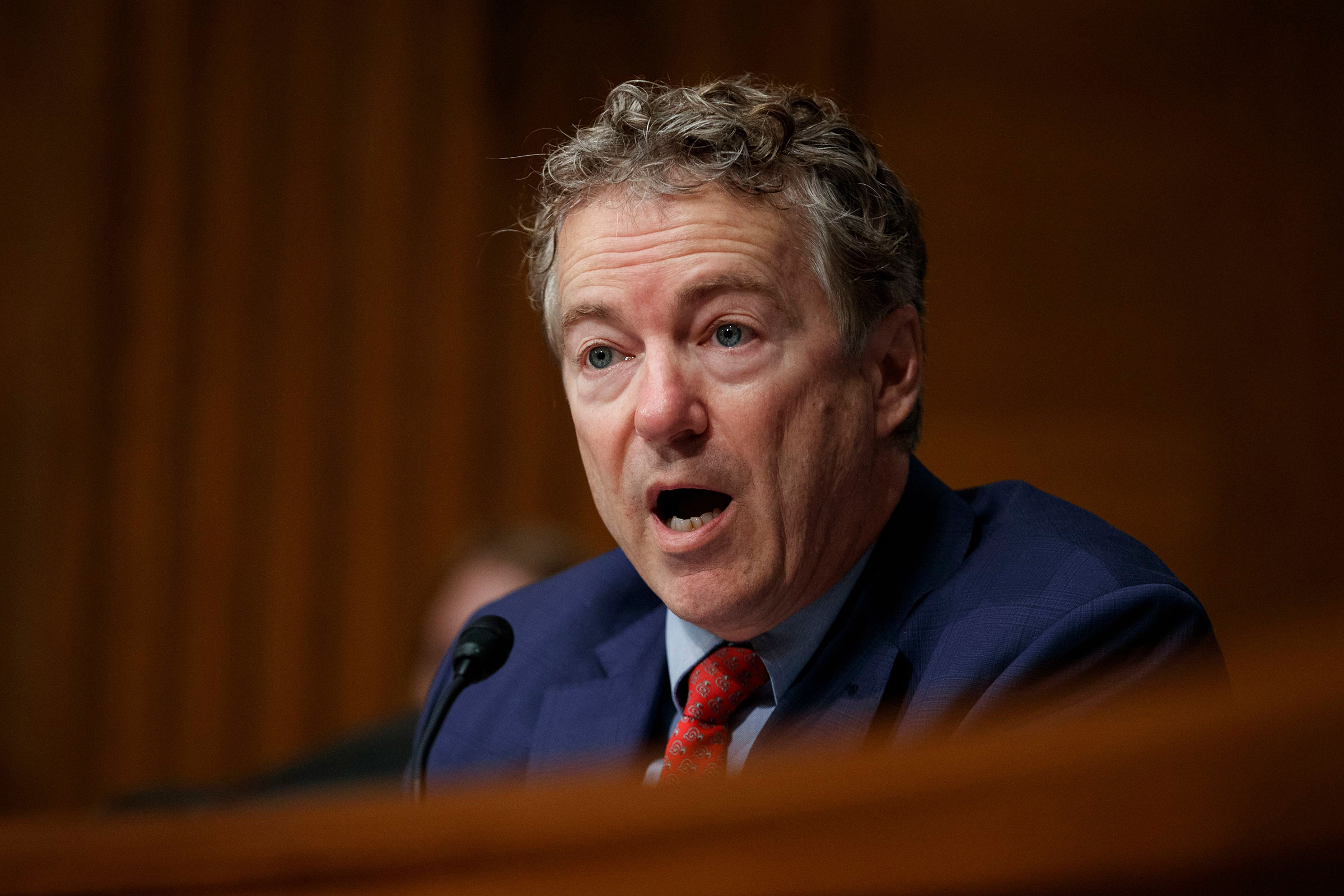 Rand Paul: Tax Cuts For Corporations Can Add to the Deficit But 9/11 Victim Relief Shouldn't