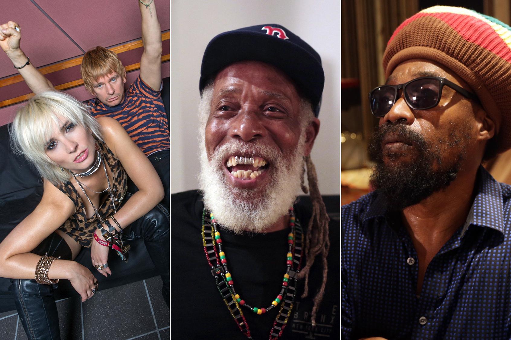 Reggae All-Stars Convene Soul Summit on 'Red Gold Green & Blue'