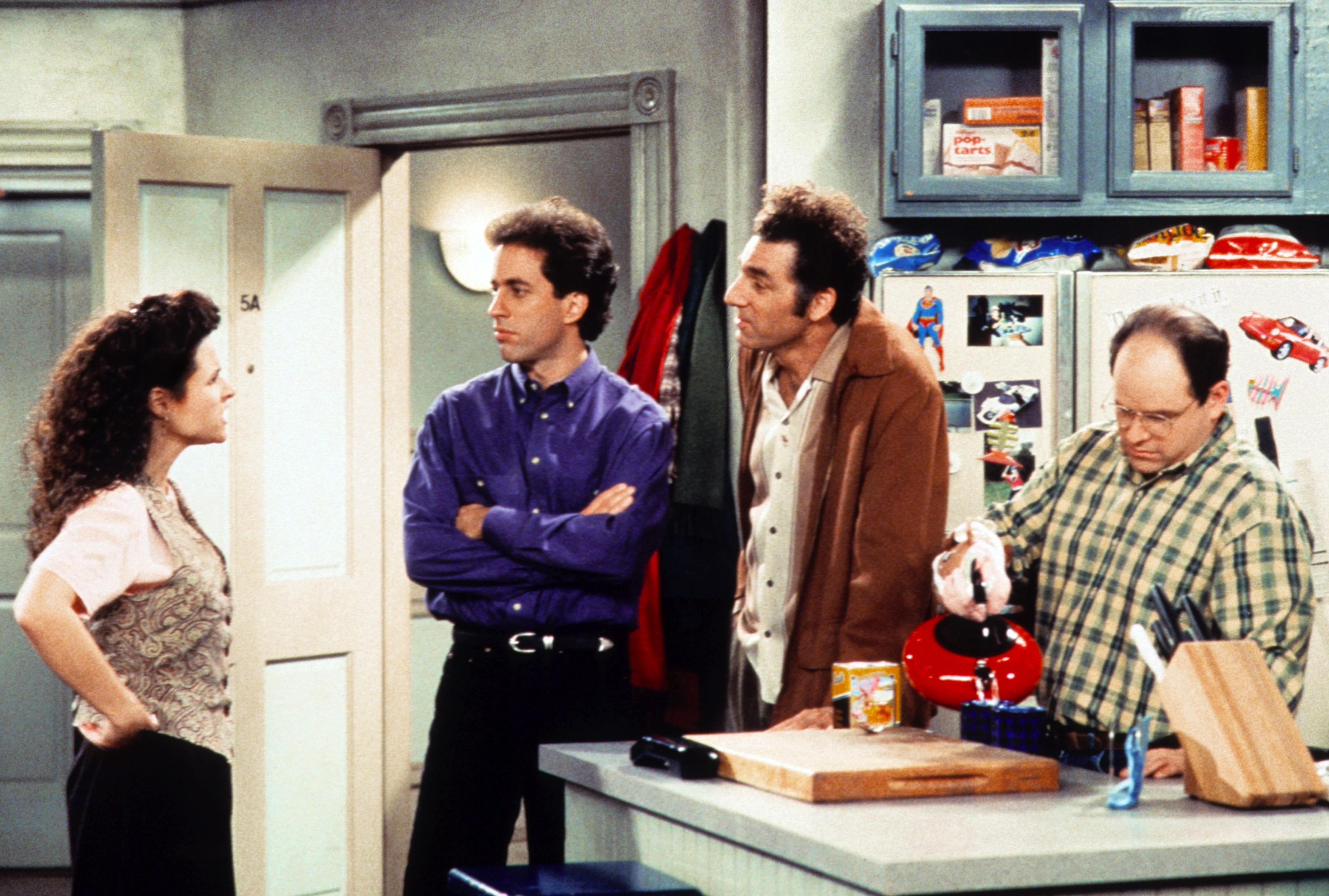 Happy National Pretzel Day, Seinfeld fans!