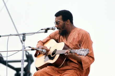 Woodstock Remembered: Richie Havens on Opening the Fest of 'People Just Being People'