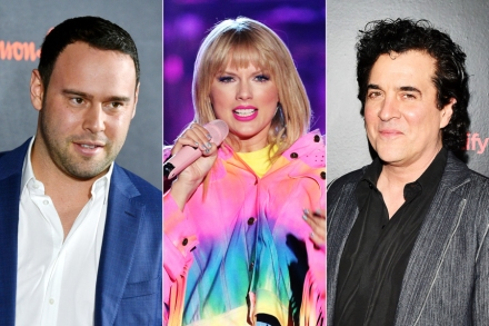 Taylor Swift vs  Scooter Braun: What the Hell Happened