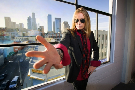 Sebastian Bach on 'Skid Row' at 30, Why He's Still Hoping for a Reunion