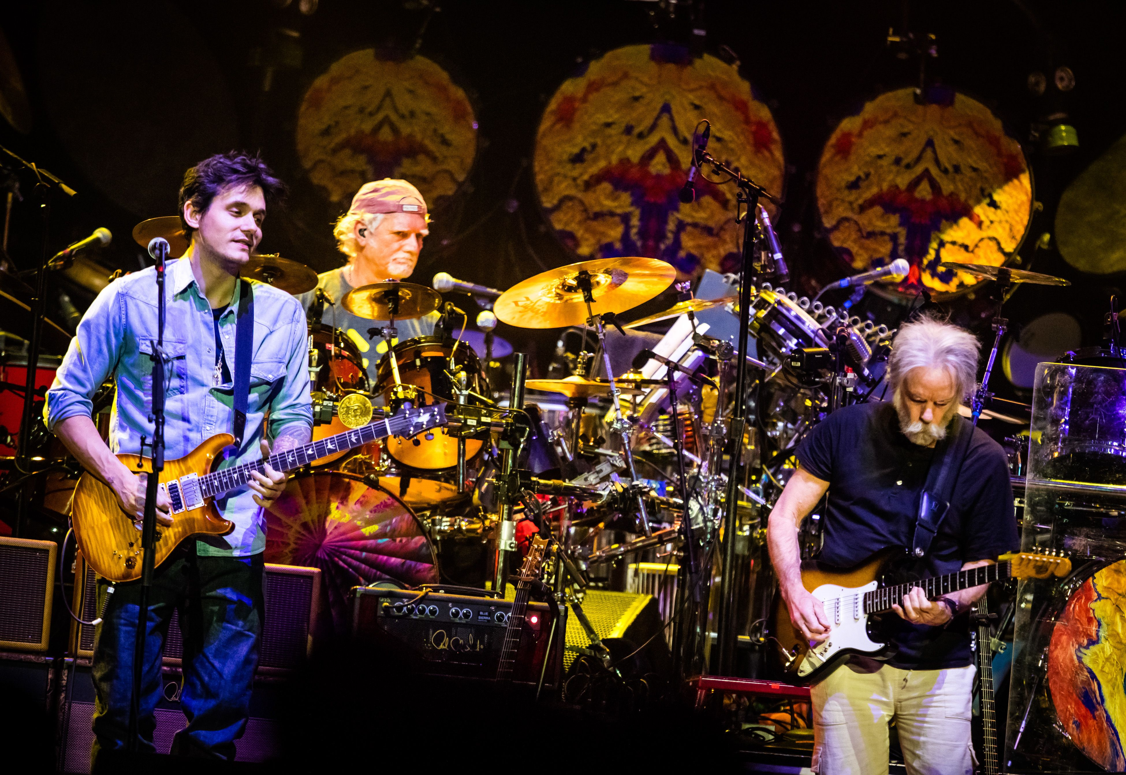 Dead & Company Drop Out of Woodstock 50 – Rolling Stone