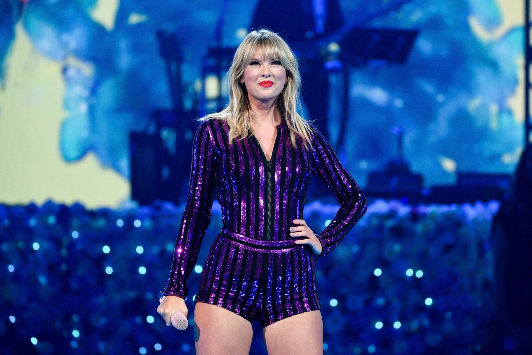 Taylor Swift Shares How Todrick Hall Prompted Lgbtq Rights Activism Rolling Stone