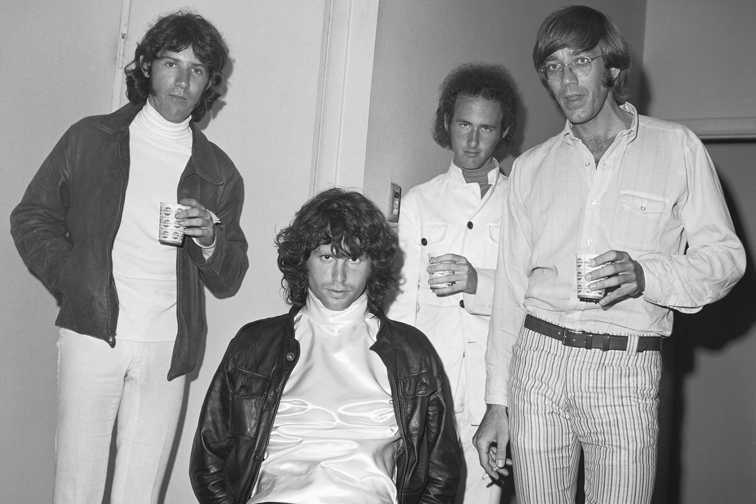 The Doors Prep Unreleased Material for 'Soft Parade' 50th Anniversary Reissue