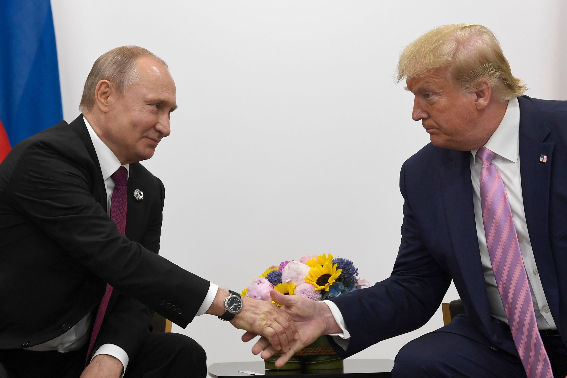 <b>Pentagon Warns That America Is Enabling Putin's Plan for Global Dominance</b>