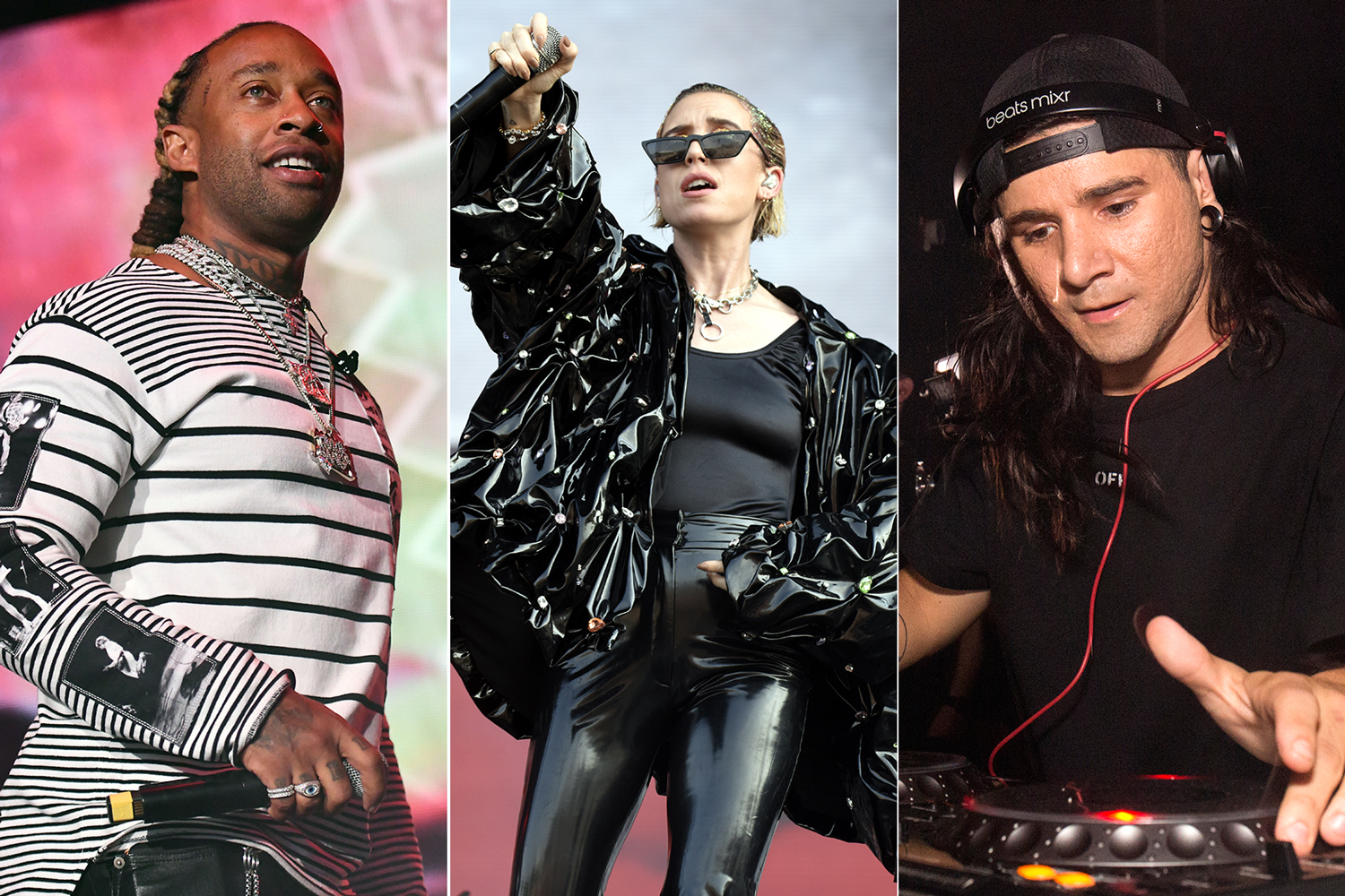 Lykke Li Teams With Ty Dolla $ign, Skrillex for 'Two Nights