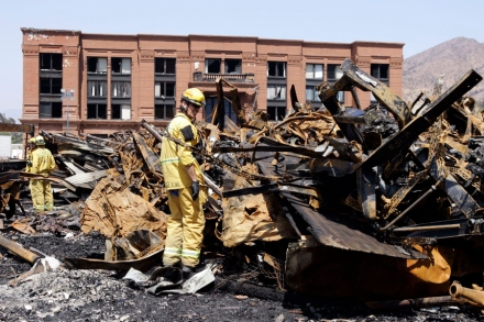 Universal Music Files Motion to Dismiss Lawsuit Over 2008 Vault Fire