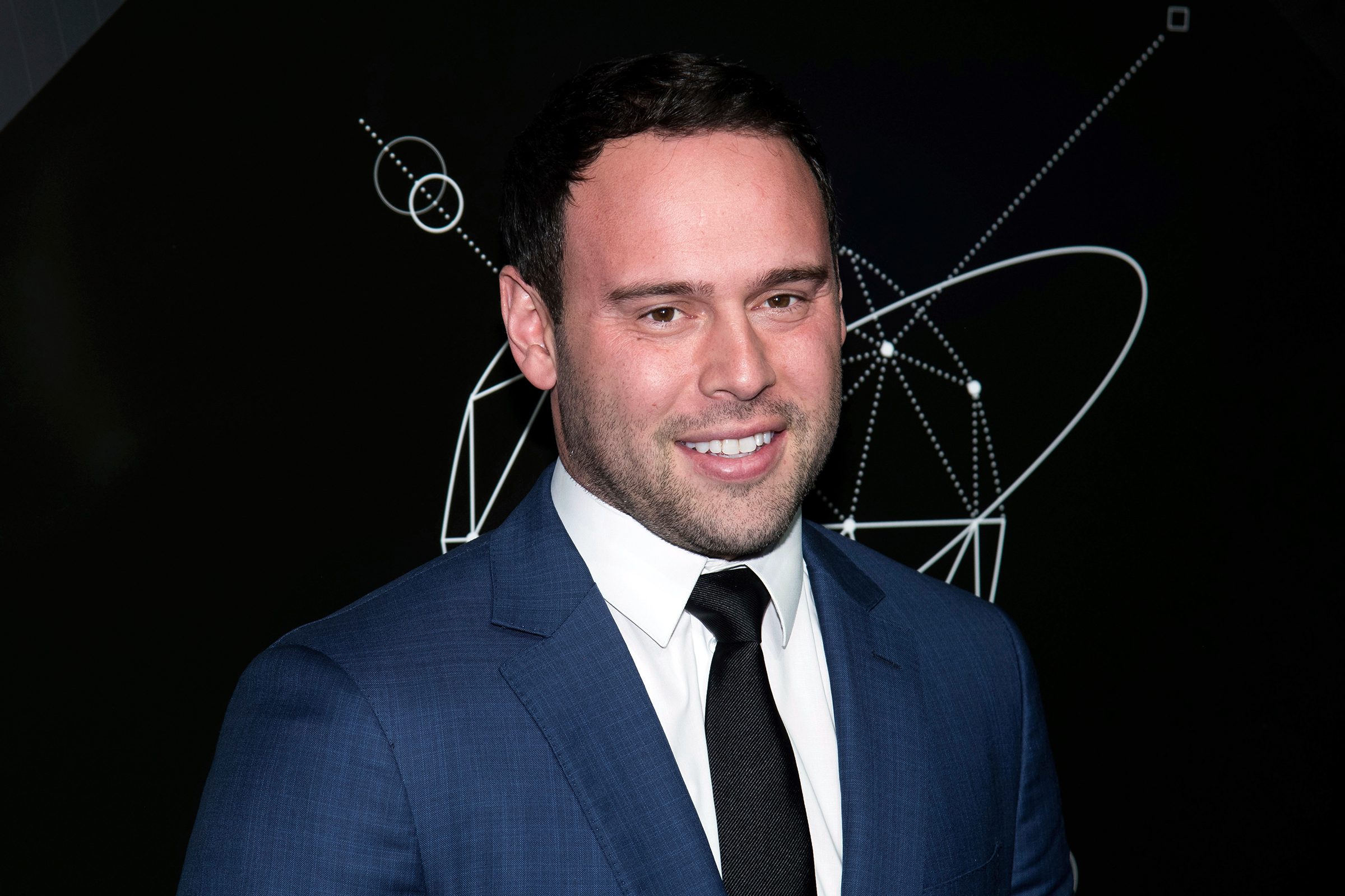 What's Scooter Braun Doing?