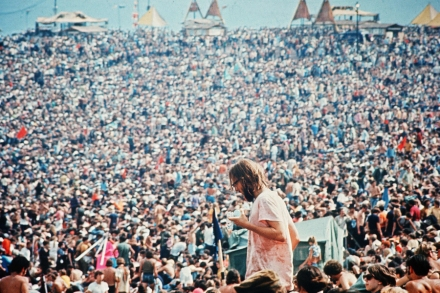 1970 Woodstock Documentary Will Head to Theaters for One