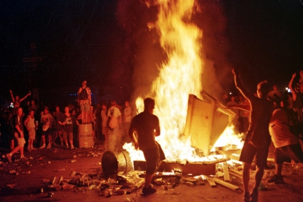 Woodstock '99 Riots: What Really Happened – Rolling Stone